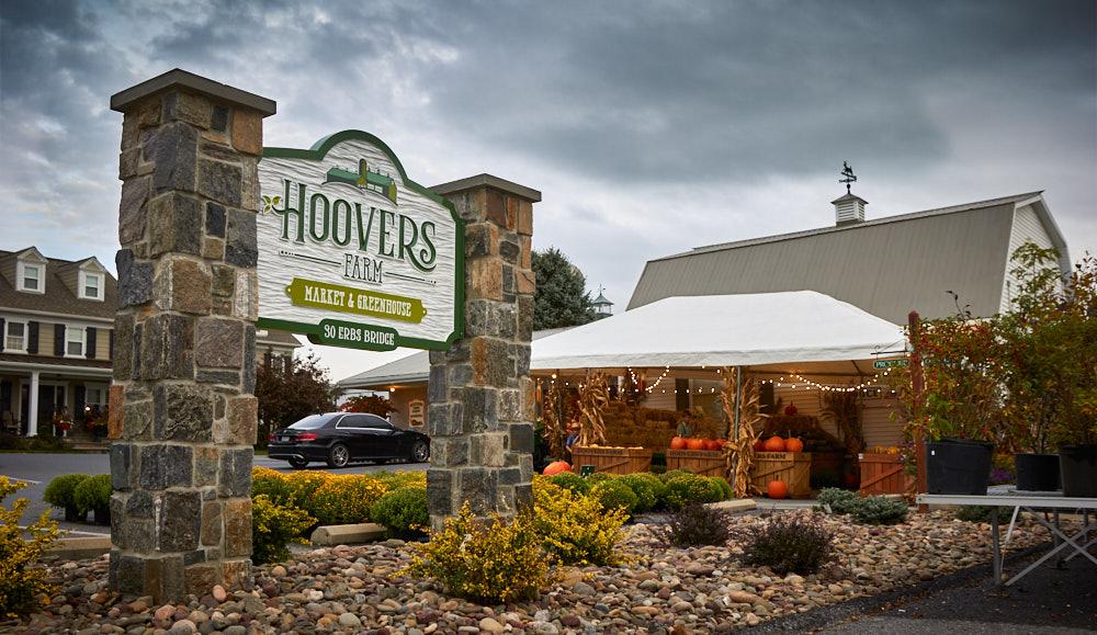 Autumn at Hoovers Farm